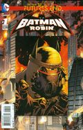 Batman and Robin Futures End (2014) 1B