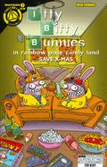 Itty Bitty Bunnies in Rainbow Pixie Candy Land Save X-mas (2014) 1A