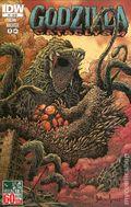 Godzilla Cataclysm (2014 IDW) 2
