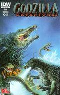 Godzilla Cataclysm (2014 IDW) 2SUB