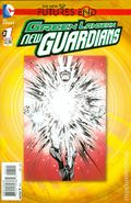 Green Lantern New Guardians Futures End (2014) 1B
