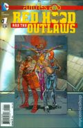 Red Hood and the Outlaws Future's End (2014) 1A