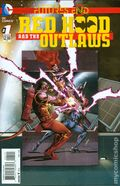 Red Hood and the Outlaws Future's End (2014) 1B