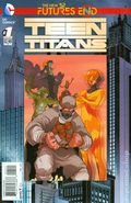 Teen Titans Futures End (2014) 1B