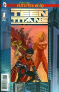Teen Titans Futures End (2014) 1A