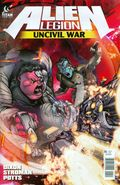 Alien Legion Uncivil War (2014) 4