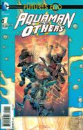 Aquaman and the Others Futures End (2014) 1A