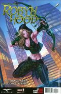 Robyn Hood (2014 Zenescope) 2nd Series Grimm Fairy Tales 2A