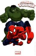 Marvel Universe Ultimate Spider-Man TPB (2012 Digest) 7-1ST