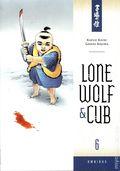 Lone Wolf and Cub Omnibus TPB (2013 Dark Horse) 6-1ST
