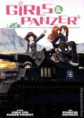 Girls Und Panzer GN (2014 Seven Seas Digest) 2-1ST