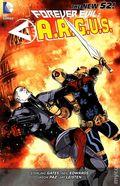 Forever Evil Argus TPB (2014 DC Comics The New 52) 1-1ST