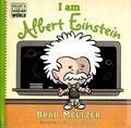 I Am Albert Einstein HC (2014 Dial Books) Ordinary People Change World 1-1ST