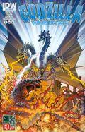 Godzilla Rulers of the Earth (2013 IDW) 16RI