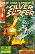 Silver Surfer (1968) UK Edition 12UK