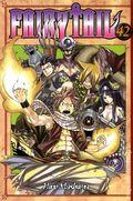 Fairy Tail TPB (2008 Del Rey/Kodansha Digest) 42-1ST