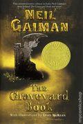 Graveyard Book SC (2011 HarperCollins Novel) By Neil Gaiman 1CMV-1ST