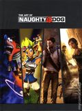 Art of Naughty Dog HC (2014 Dark Horse) 1-1ST