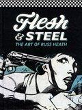 Flesh and Steel: The Art of Russ Heath HC (2014 IDW) 1-1ST
