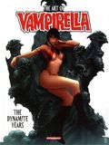 Art of Vampirella: The Dynamite Years HC (2014 Dynamite) 1-1ST