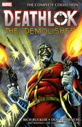 Deathlok The Demolisher TPB (2014 Marvel) The Complete Collection 1-1ST