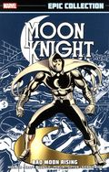 Moon Knight Bad Moon Rising TPB (2014 Marvel) Epic Collection 1-1ST