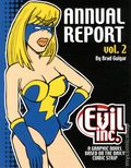 Evil Inc. Annual Report TPB (2014 Toonhound Studios) 2nd Edition 2-1ST