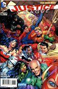 Justice League (2011) 34B