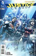 Justice League (2011) 34A