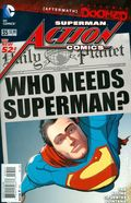 Action Comics (2011 2nd Series) 35A