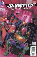 Justice League (2011) 34C