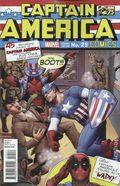 Captain America (2013 7th Series) 25D
