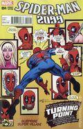 Spider-Man 2099 (2014 2nd Series) 4B