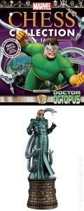 Marvel Chess Collection (2014 Figure and Magazine) ITEM#16