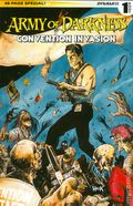 Army of Darkness Convention Invasion (2014 Dynamite) 1