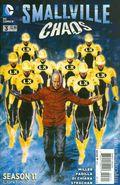 Smallville Season 11 Chaos (2014) 3