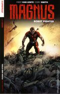 Magnus Robot Fighter TPB (2014 Dynamite) 1-1ST