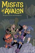 Misfits of Avalon TPB (2014 Dark Horse) 1-1ST