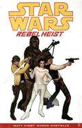 Star Wars Rebel Heist TPB (2014 Dark Horse) 1-1ST