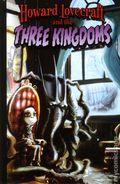 Howard Lovecraft and the Three Kingdom HC (2014 Arcana Studios) 1-1ST