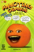 Annoying Orange GN (2012 Papercutz) SET#1