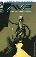 Alien vs. Predator Fire and Stone (2014 Dark Horse) 1B