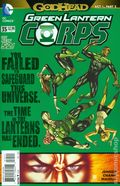 Green Lantern Corps (2011 2nd Series) 35A