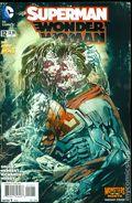 Superman Wonder Woman (2013) 12B