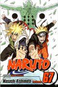 Naruto TPB (2003- Shonen Jump Edition Digest) 67-1ST