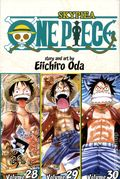 One Piece TPB (2009 East Blue 3-in-1 Volume) 28-30-1ST