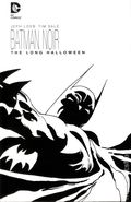 Batman Noir: The Long Halloween HC (2014 DC) The Deluxe Edition 1-1ST