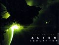 Art of Alien: Isolation HC (2014 Titan Books) 1-1ST