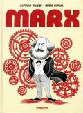 Marx HC (2014 Nobrow Press) 1-1ST