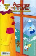 Adventure Time Banana Guard Academy (2014 Kaboom) 3A